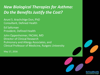 Severe Asthma Webinar_May 2016 Final to PPT